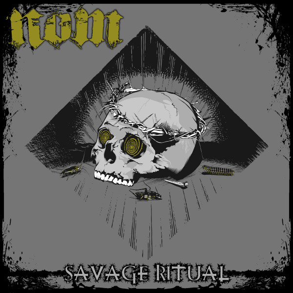 NoM (Nuisance Of Majority) - Savage Ritual (gold/schwarz)