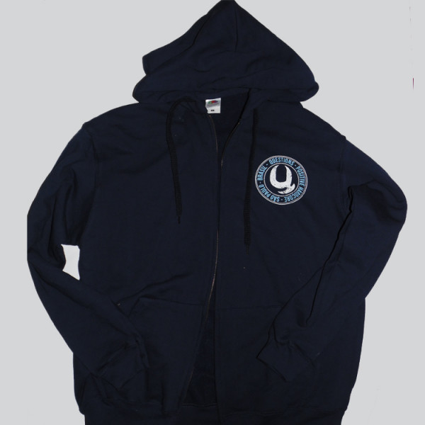 Questions Hoodie - Positiv Hardcore