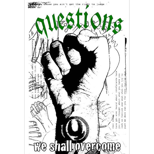 Questions - Resista! (Tape)