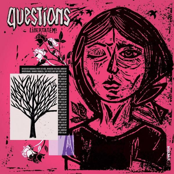 Questions - Libertatem! (Vinyl + CD)